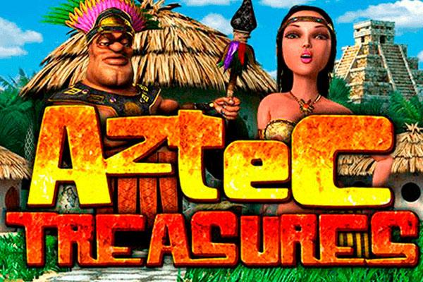 Игровой автомат Aztec Tresures