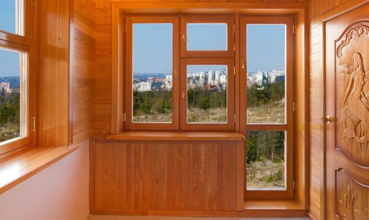 Секреты выбора деревянного окна со стеклопакетом